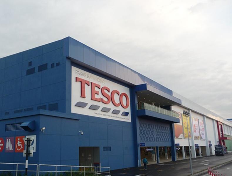 Tesco Hypermarket, Melaka